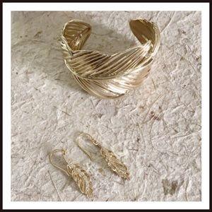 New Stella & Dot Secret Garden Bracelet & Earrings